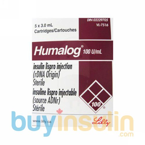 HumalogCartridges